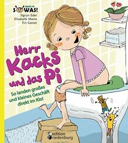 Herr Kacks und das Pi - So landen großes und kleines Geschäft direkt im Klo! (SOWAS!) - 1