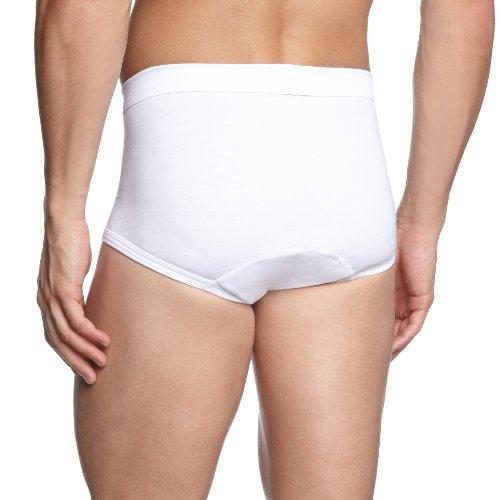 Mediset Inkontinenzslip für leichte Inkontinenz mit eingearbeiteter Saugeinlage. Gr. 4, 1er Pack (1 x 1 Stück) - 2